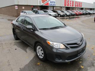 Used 2011 Toyota Corolla CE~CERTIFIED!!! for sale in Toronto, ON