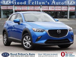 Used 2017 Mazda CX-3 GX MODEL, REARVIEW CAMERA, NAVIGATION for sale in Toronto, ON