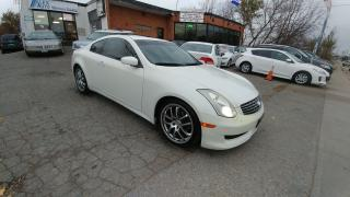 Used 2007 Infiniti G35 AUTO | AS IS for sale in Mississauga, ON