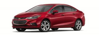 Used 2018 Chevrolet Cruze LT for sale in Aurora, ON
