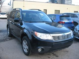 Used 2010 Subaru Forester X Touring! PANO ROOF for sale in Scarborough, ON