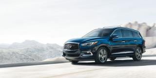 Used 2018 Infiniti QX60 Premium Awd for sale in Aurora, ON