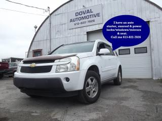 Used 2006 Chevrolet Equinox LT for sale in Ottawa, ON
