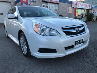 Used 2010 Subaru Legacy 2.5i w/Limited Pkg for sale in Oakville, ON