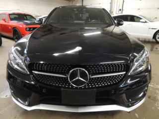 Used 2016 Mercedes-Benz C450 AMG, NAVI, BACK UP CAMERA for sale in Mississauga, ON