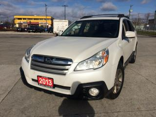 Used 2013 Subaru Outback R, AWD, Navigation, Leather,Sunroof,Camera,3/Y for sale in Toronto, ON