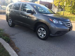 Used 2012 Honda CR-V AWD,$9788,B/U CAMERA,SAFETY+3y warranty includ for sale in Toronto, ON
