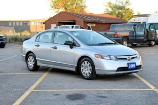 Used 2007 Honda Civic DX-G for sale in Brampton, ON