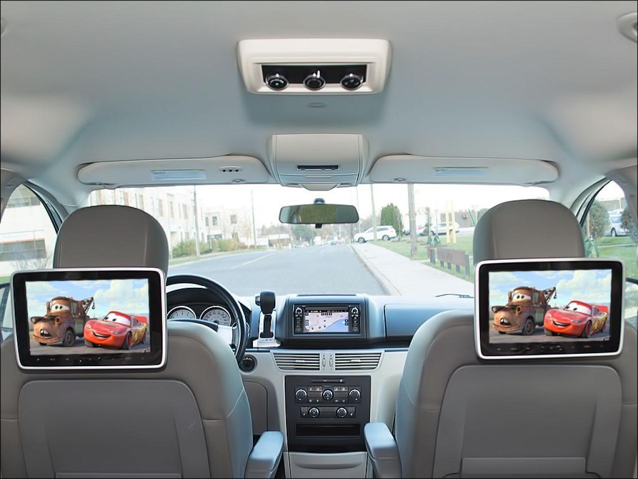 2010 Volkswagen Routan NAVI|DUAL DVD|REARCAM|ALLOYS