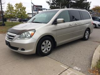 Used 2007 Honda Odyssey EX,P/SLIDING,DVD,$4438,SAFETY+3YEARS WARRANTY INCL for sale in Toronto, ON