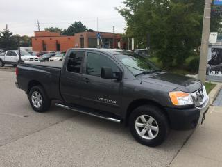 Used 2009 Nissan Titan SE,4X4,EXT,212K,$9900,SAFETY+3YEARS WARRANTY INLC for sale in Toronto, ON