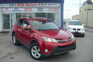 Used 2013 Toyota RAV4 XLE ROOF,ALLOY,BACK UP CAMERA for sale in Toronto, ON