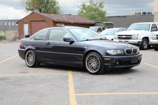 Used 2004 BMW 3 Series 325Ci for sale in Brampton, ON