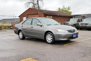Used 2005 Toyota Camry LE for sale in Brampton, ON