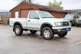 Used 2002 Toyota Tacoma FRAME GOOD for sale in Brampton, ON