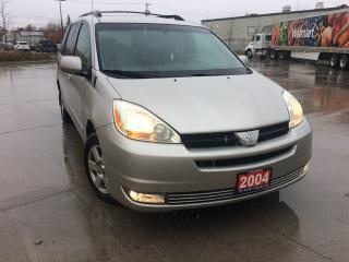 Used 2004 Toyota Sienna 8 Passanger, Automatic, 3 Years warranty available for sale in Toronto, ON
