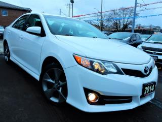 Used 2014 Toyota Camry SE | NAVIGATION.BACK UP CAMERA | ONE OWNER | 109KM for sale in Kitchener, ON