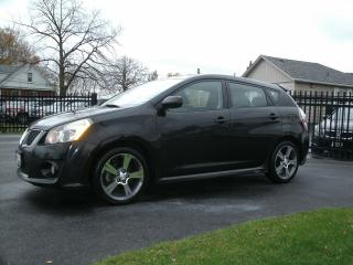 Used 2009 Pontiac Vibe GT for sale in Stoney Creek, ON