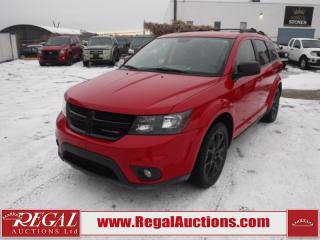 Used 2016 Dodge Journey SXT 4D Utility FWD 3.6L for sale in Calgary, AB