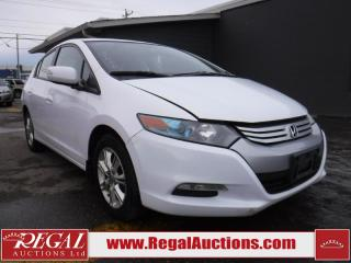Used 2010 Honda Insight 4D Hatchback for sale in Calgary, AB