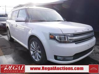 Used 2013 Ford Flex Limited 4D Util Ecoboost AWD for sale in Calgary, AB