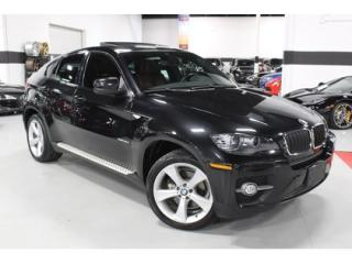 Used 2012 BMW X6 xDrive35i   LOCAL VEHICLE   CLEAN CARPROOF for sale in Vaughan, ON