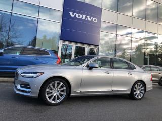 Used 2017 Volvo S90 T6 AWD Inscription Volvo certified for sale in Surrey, BC