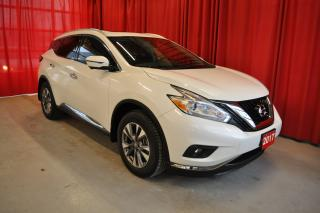 Used 2017 Nissan Murano SL AWD | Nav | Sunroof | Leather for sale in Listowel, ON