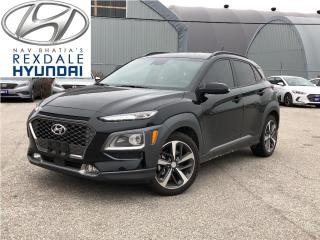 Used 2018 Hyundai KONA , Trade IN,VERY LOW KM. 1.6T Ultimate for sale in Toronto, ON