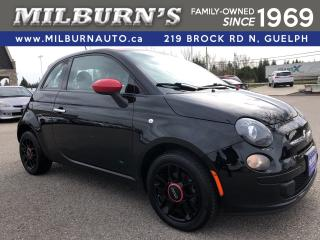 Used 2015 Fiat 500 Pop for sale in Guelph, ON