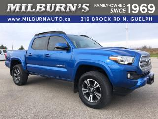 Used 2016 Toyota Tacoma TRD Sport 4x4 / NAV. for sale in Guelph, ON