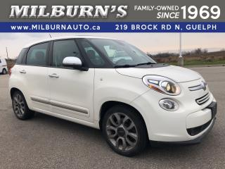 Used 2015 Fiat 500 L Lounge for sale in Guelph, ON