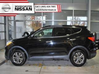 Used 2013 Hyundai Santa Fe Luxury  - $137.34 B/W - Low Mileage for sale in Mississauga, ON