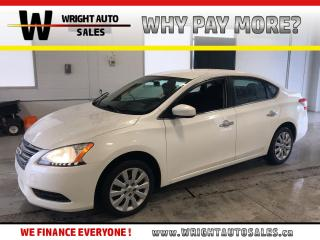 Used 2014 Nissan Sentra S|BLUETOOTH|AIR CONDITIONING|133,250 KM for sale in Cambridge, ON