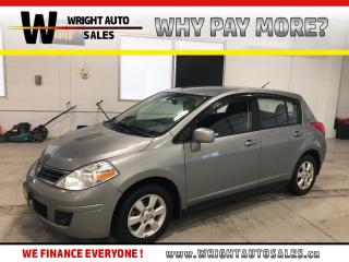 Used 2011 Nissan Versa 1.8 SL|AIR CONDITIONING|ALLOY RIMS|102,856 KM for sale in Cambridge, ON
