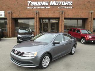 Used 2015 Volkswagen Jetta BIG SCREEN | BACK UP CAM | HEATED SEATS |BLUETOOTH | SUNROOF for sale in Mississauga, ON