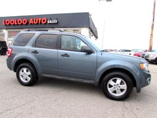 Used 2010 Ford Escape XLT 4WD AUTOMATIC CERTIFIED 2 YEARS WARRANTY for sale in Milton, ON