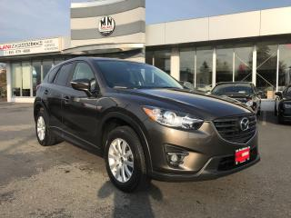Used 2016 Mazda CX-5 GS SKYACTIVE NAVI REAR CAMERA ONLY 32000KM for sale in Langley, BC