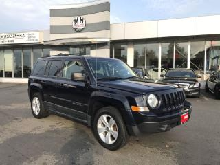 Used 2011 Jeep Patriot North Sport Automatic Sunroof Remote Start Only 10 for sale in Langley, BC