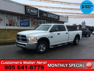 Used 2012 RAM 2500 SLT for sale in St. Catharines, ON