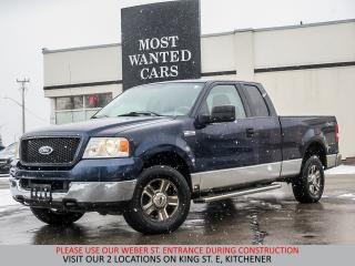 Used 2005 Ford F-150 XLT SUPERCAB | YOU CERTIFY YOU SAVE for sale in Kitchener, ON