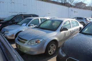 Used 2007 Chevrolet Cobalt LS for sale in Whitby, ON