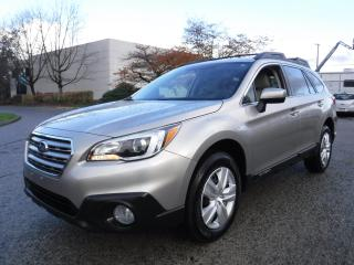 Used 2015 Subaru Outback 2.5i for sale in Burnaby, BC
