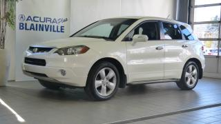 Used 2009 Acura RDX TECHNOLOGIE ** GPS ** for sale in Blainville, QC