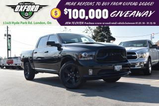 Used 2018 RAM 1500 Sport - 5.7L HEMI, Manager Demo, Loaded for sale in London, ON