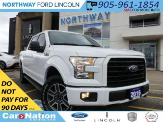 Used 2016 Ford F-150 XLT SPORT | NAV | REAR CAMERA | BLUETOOTH | for sale in Brantford, ON