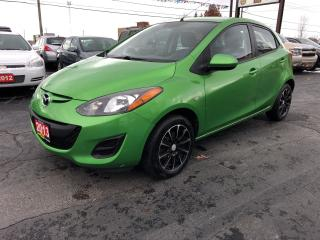 Used 2013 Mazda MAZDA2 ALLOY WHEELS/PRICED QUICK SALE! for sale in Kitchener, ON