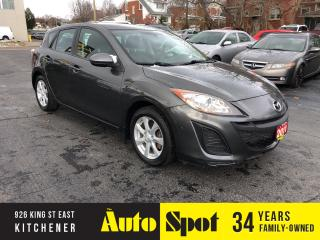Used 2011 Mazda MAZDA3 LOW, LOW KMS/PRICED -QUICK SALE! for sale in Kitchener, ON