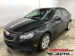 Used 2012 Chevrolet Cruze LT Turbo 1SA for sale in Shawinigan, QC