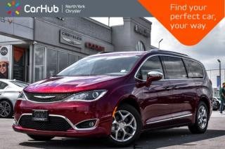 Used 2018 Chrysler Pacifica Limited|7-Seater|Pano.Sunroof|GPS|Bluetooth|Backup.Cam|Stow'N'Go| for sale in Thornhill, ON